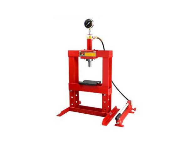小型双柱油压机