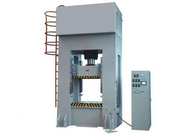 500吨模锻液压机