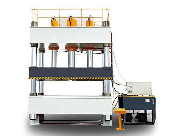1000T四柱液压机
